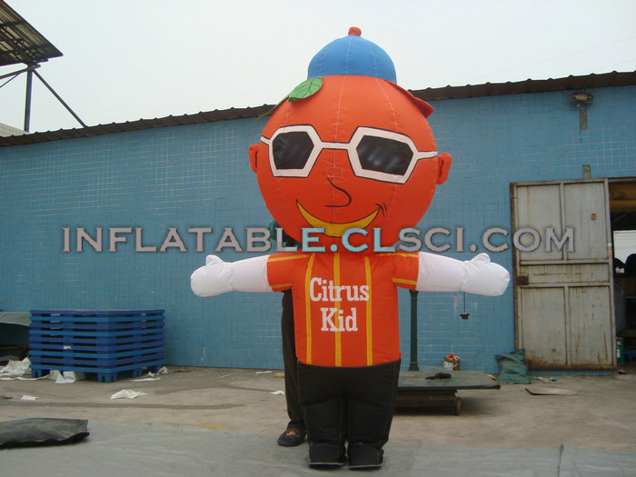M1-269 inflatable moving cartoon