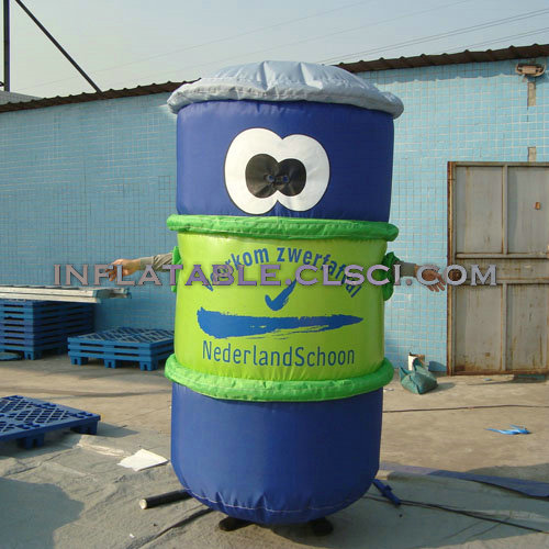 M1-270 inflatable moving cartoon