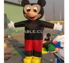 M1-271 inflatable moving cartoon