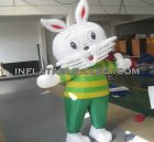 M1-275 inflatable moving cartoon