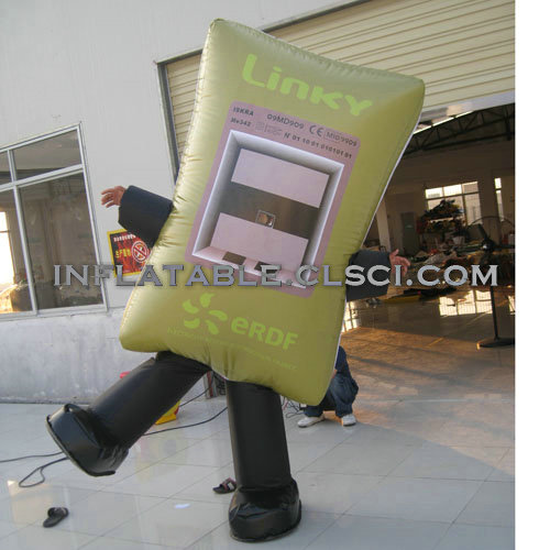 M1-279  inflatable moving cartoon