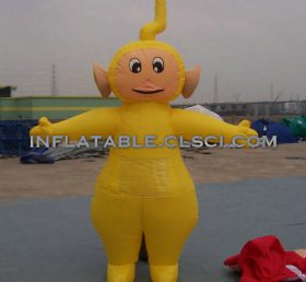 M1-280 inflatable moving cartoon