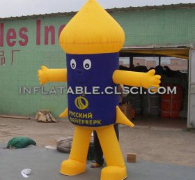 M1-283 inflatable moving cartoon