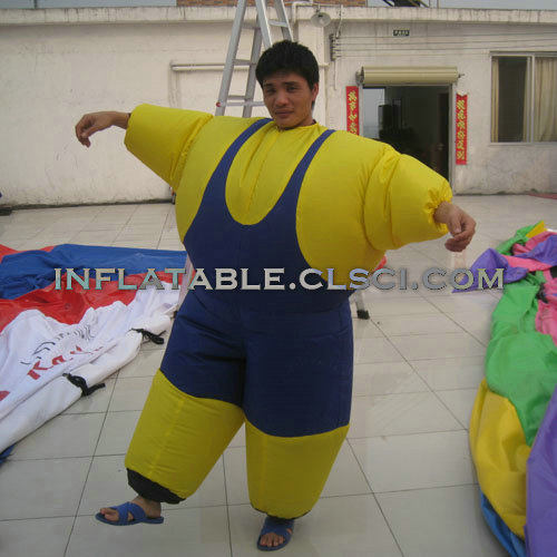 M1-285 inflatable moving cartoon