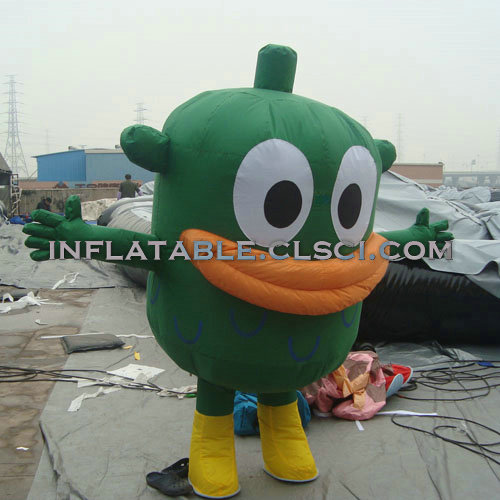 M1-295 inflatable moving cartoon