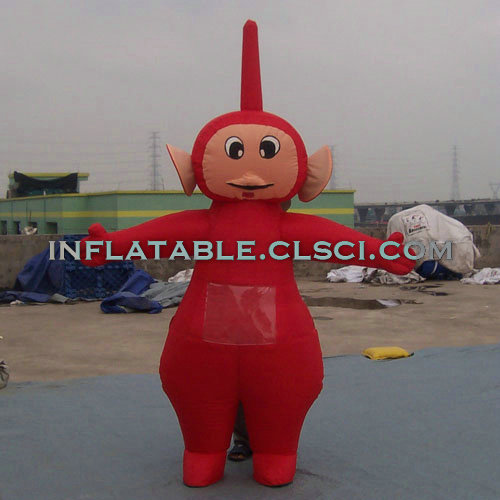 M1-298 inflatable moving cartoon