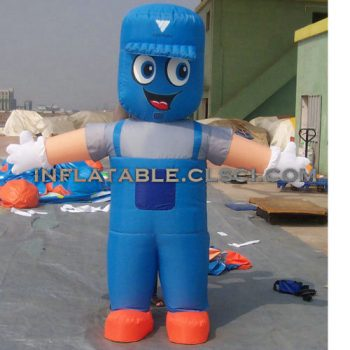 M1-303 inflatable moving cartoon