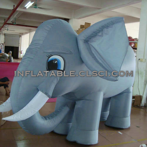 M1-305 inflatable moving cartoon