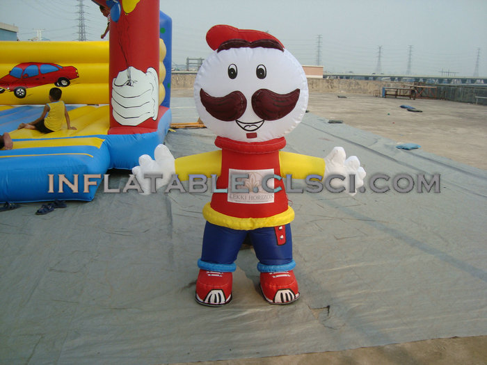 M1-37 inflatable moving cartoon