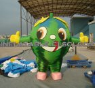 M1-43 inflatable moving cartoon