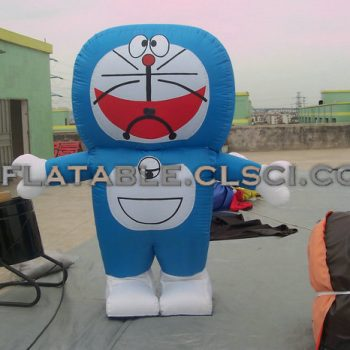 M1-4 inflatable moving cartoon