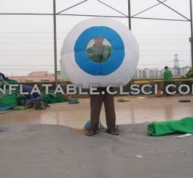 M1-54 inflatable moving cartoon
