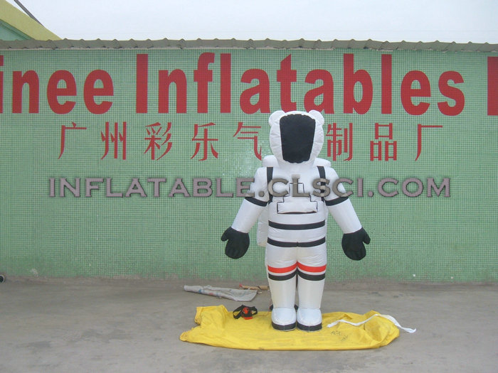M1-5 inflatable moving cartoon