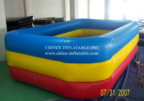 pool1-4 Inflatable Pools