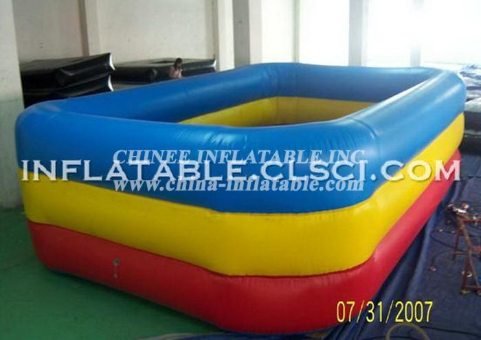 pool1-4 Inflatable Pools