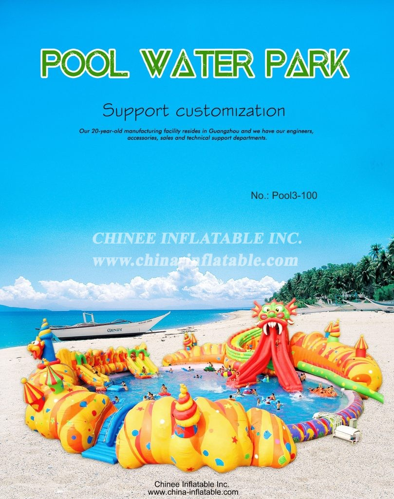 pool3-100 - Chinee Inflatable Inc.