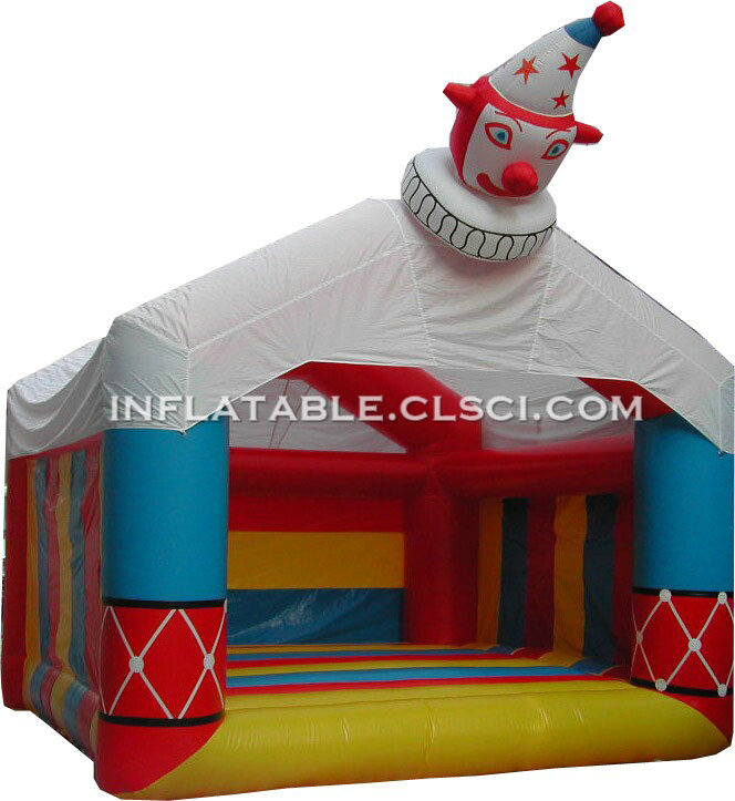 T2-174 Inflatable Bouncers