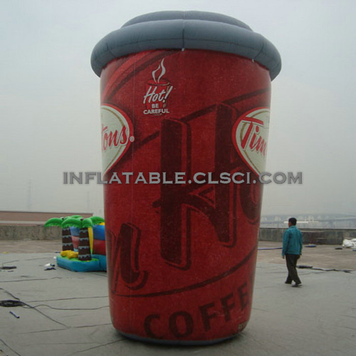 S4-177 Advertising inflatable