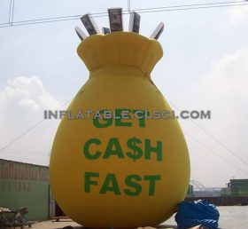 S4-190    Advertising Inflatable