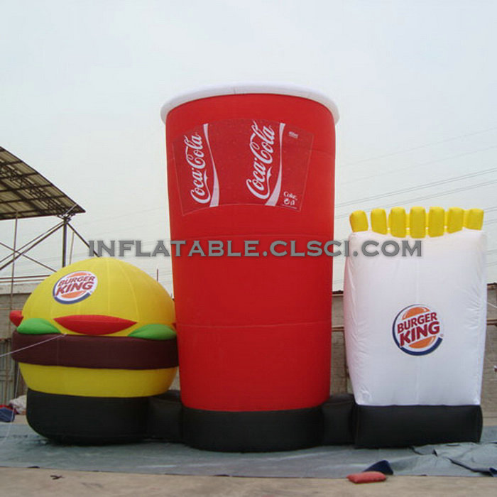 S4-195   Advertising Inflatable