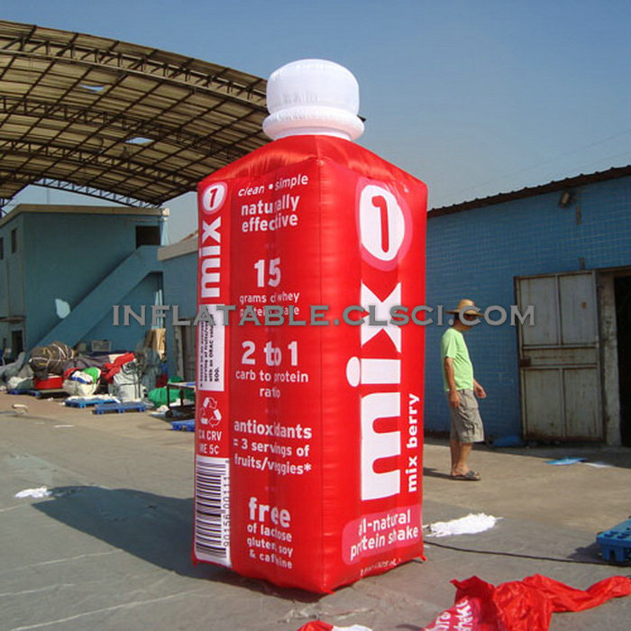 S4-238   Advertising Inflatable