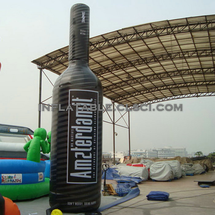 S4-257   Advertising Inflatable