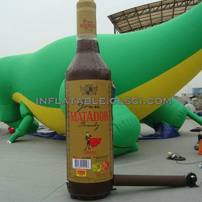 S4-278   Advertising Inflatable