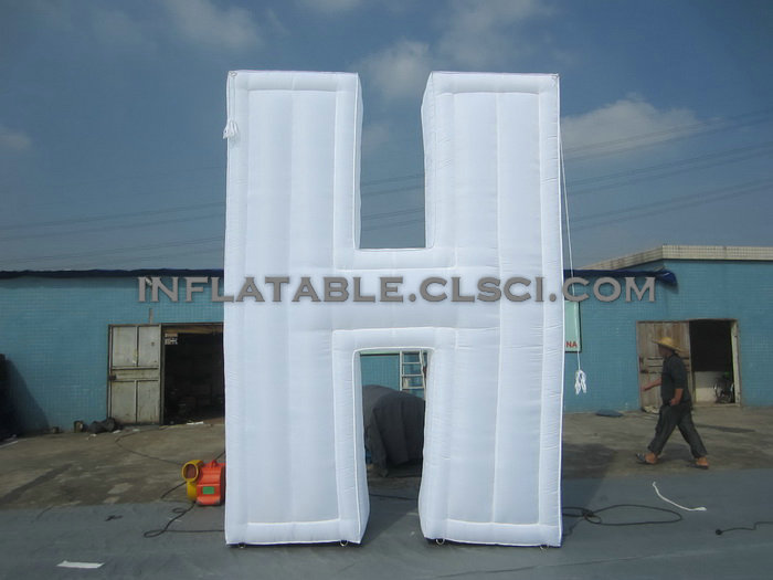 S4-289 Advertising Inflatable