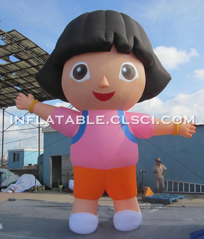 S4-64  Inflatable Cartoons