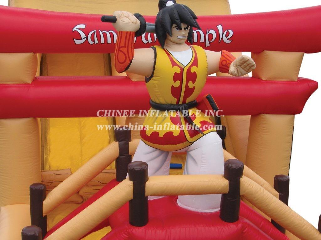 T6-211 Samurai Temple