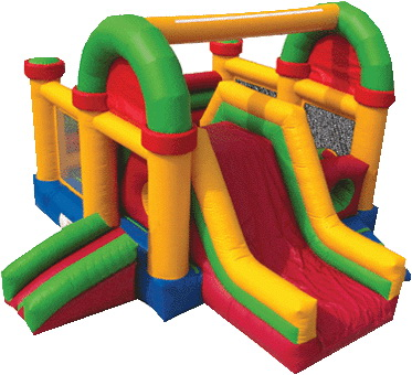 T1-101 inflatable bouncer