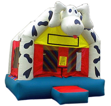 T1-115 inflatable bouncer