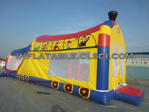 T1-130 inflatable Bouncers