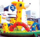 T1-137 inflatable bouncer