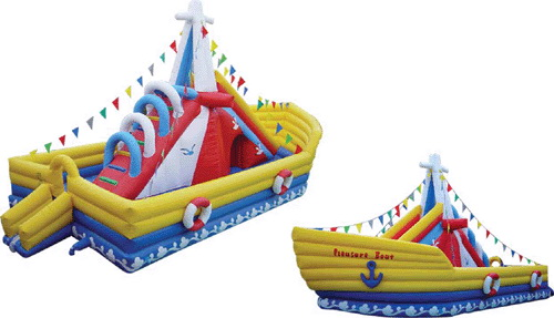 T1-139 inflatable bouncer