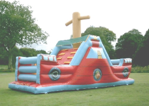 T1-148 inflatable bouncer