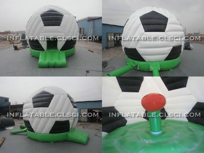 T1-9 Inflatable bouncers