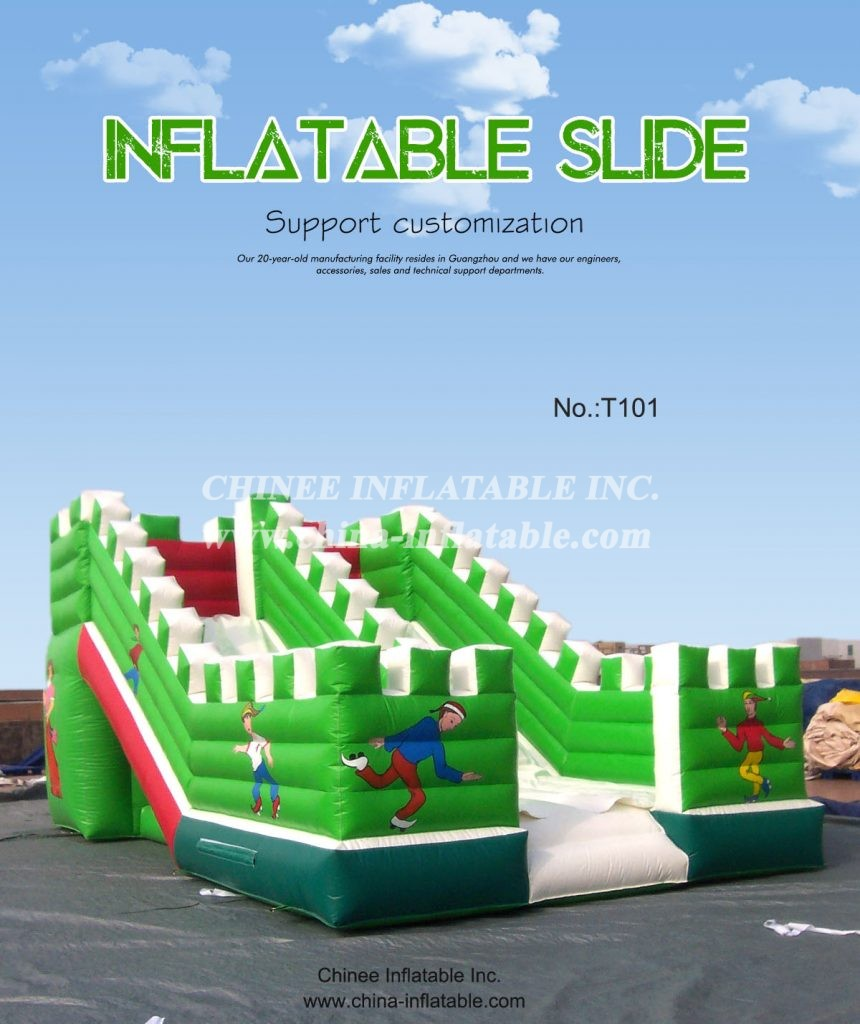 t101 - Chinee Inflatable Inc.