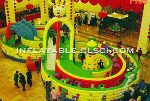 T105  giant inflatable