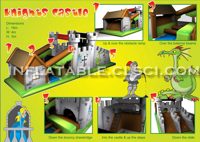 T11-619 Inflatable Sports