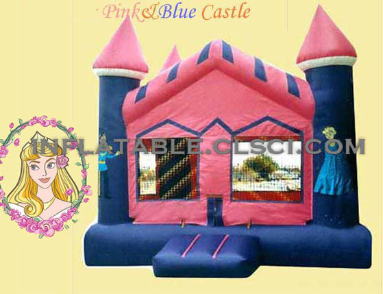 T2-1001 Inflatable Bouncer