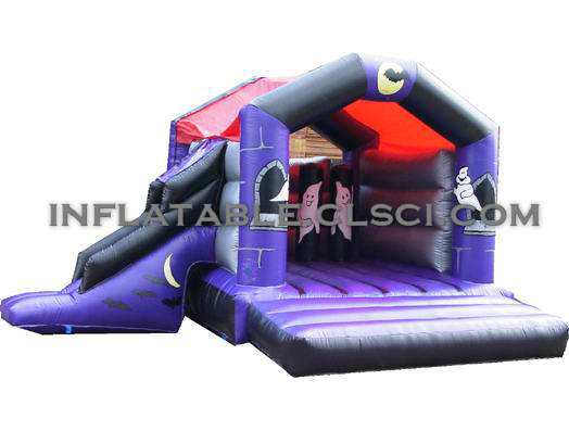 T2-1003 Inflatable Bouncer
