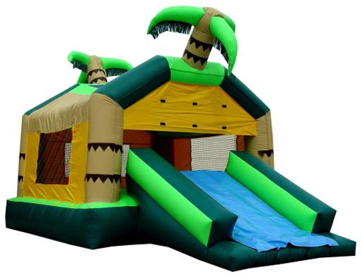 T2-1004 Inflatable Bouncer