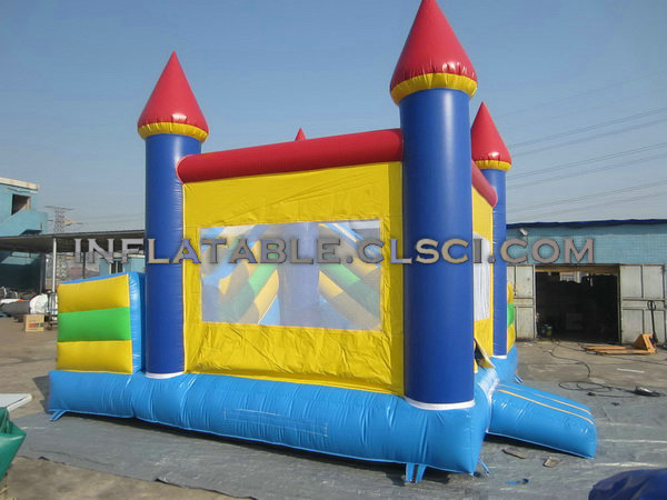 T2-1012       Inflatable Bouncers