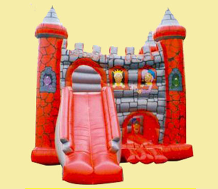 T2-1018 Inflatable Bouncer