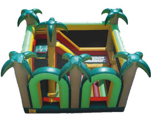 T2-1029 Inflatable Bouncer
