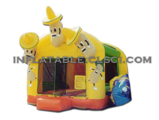 T2-1037 Inflatable Bouncer