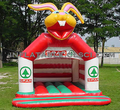 T2-1059 Inflatable Bouncer