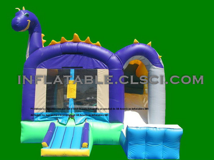 T2-1069 Inflatable Bouncer