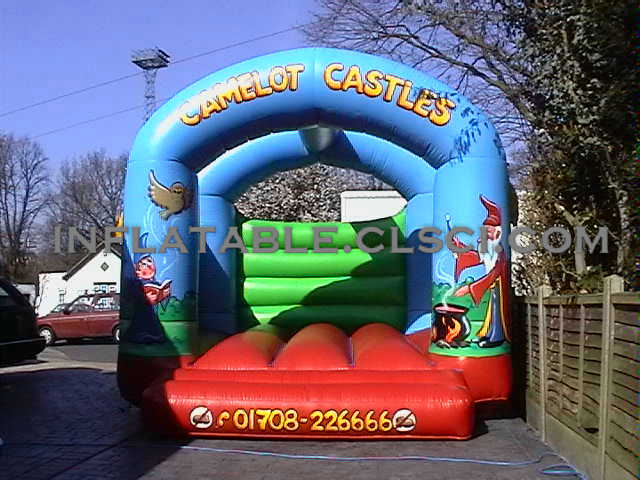 T2-1071 Inflatable Bouncer